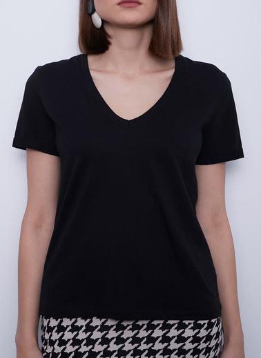 Take7 Tişört Siyah